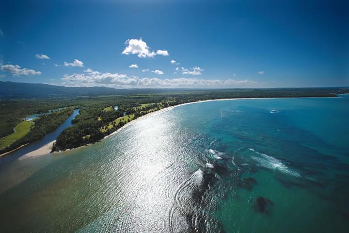 Nearby Bahia Beach Resort