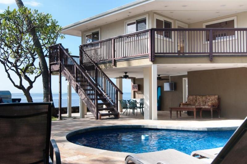 Fanstastic Oceanfront Home