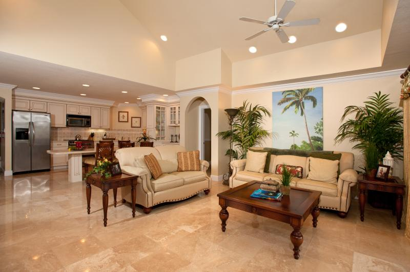 Impeccably decorated in soothing island colors that bring inside the essence of the Caribbean.
