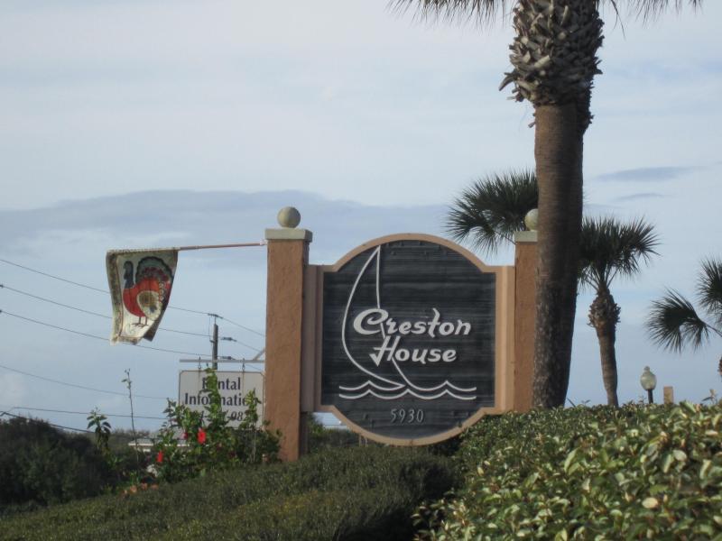 Casa de creston bienvenida