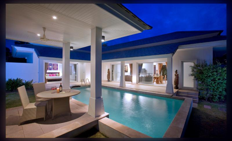 Samui Sunset 22G is luxurious Private Villa with Gardens and Private Pool