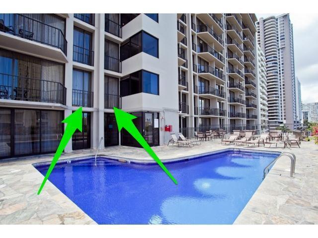 Location of apartment #304