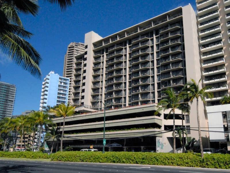 Aqua Palms Waikiki - Ala Moana Boulevard