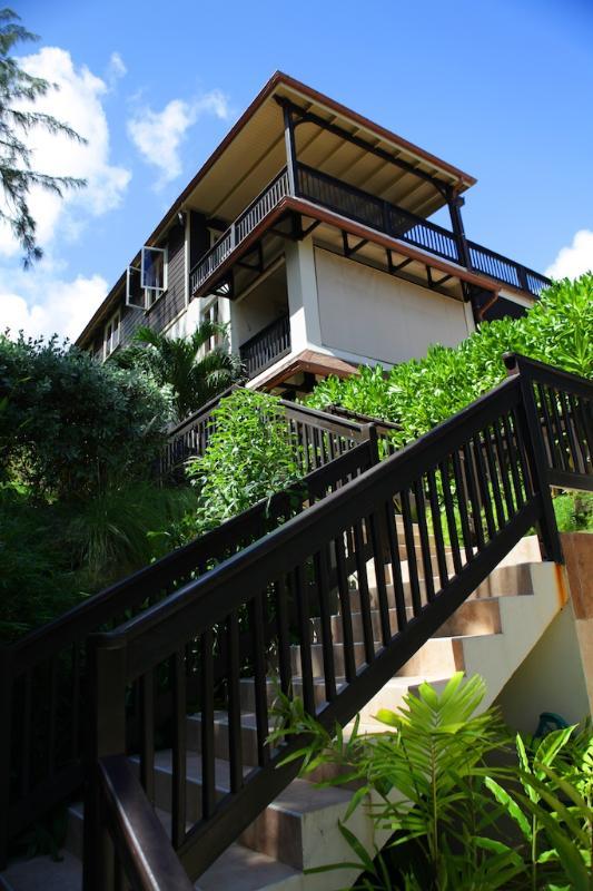 Modern, east coast home