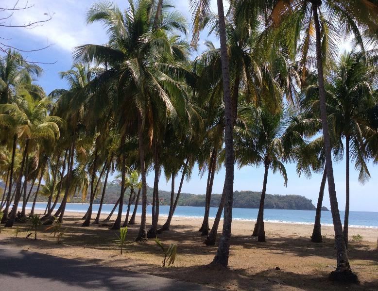 Carrillo beach