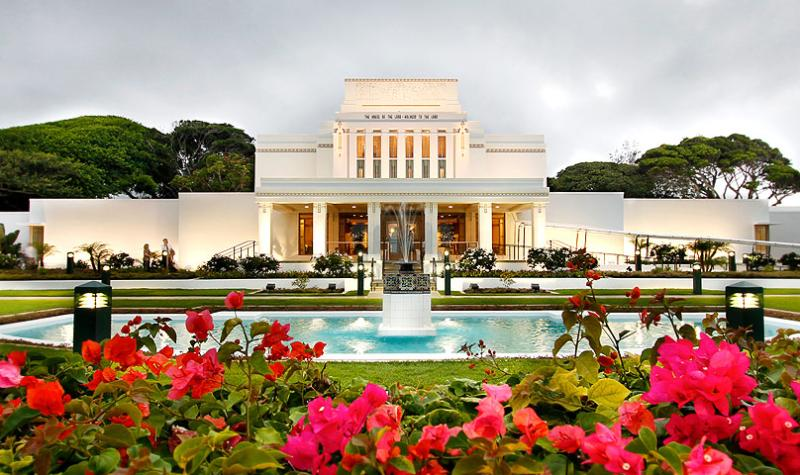LDS Hawaii Temple, Laie