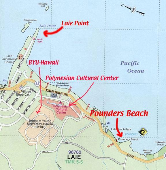 Banana Bungalow 2 Bed Apt Sleeps 6 North Shore Oahu Laie