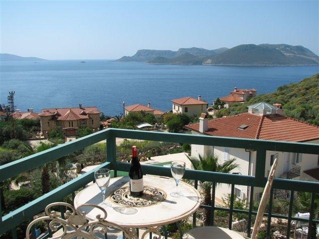 Apartment Kas Peninsula, Turkey, holiday rental in Kastellorizo