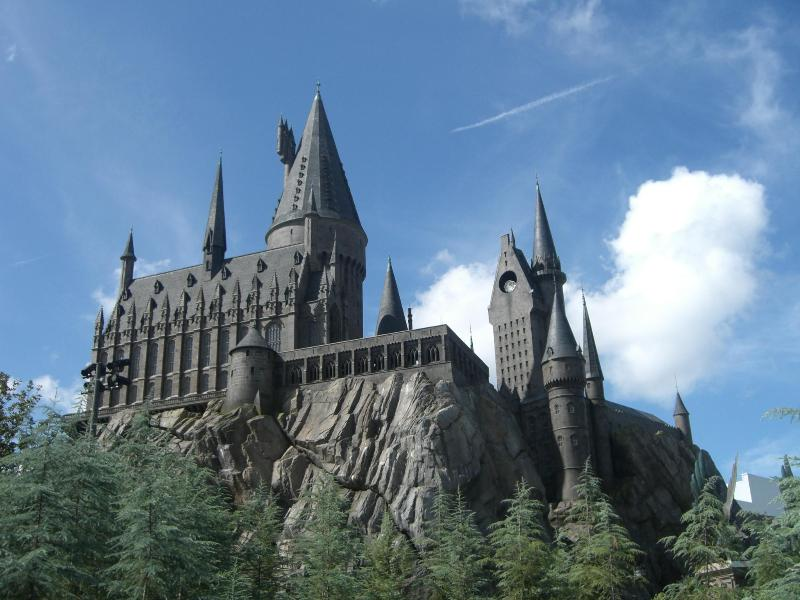 Harry Potter World which is now expanding at Universal