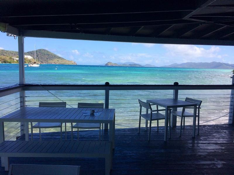Enjoy Waterside Lunch At The Newley Renovated Panga Bar & Grill