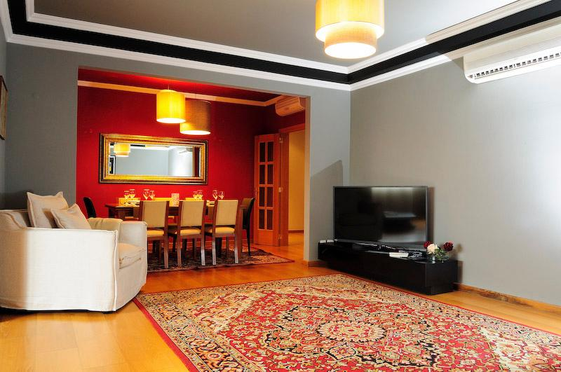 Luxury 5 Bed Room Apartment, holiday rental in Lisbon