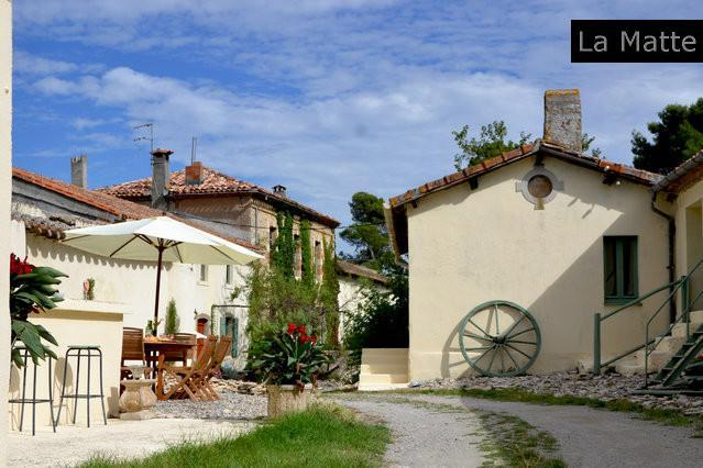 Domaine de la Matte - Vine Entire Cottage 2/6 at La Matte, holiday rental in Carcassonne Center