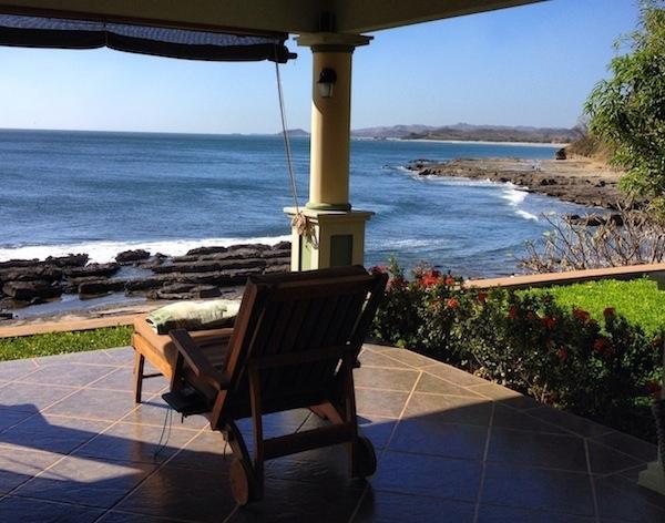 Sol y Mar Playa Rosada - Tola, Nicaragua, alquiler de vacaciones en Playa Gigante