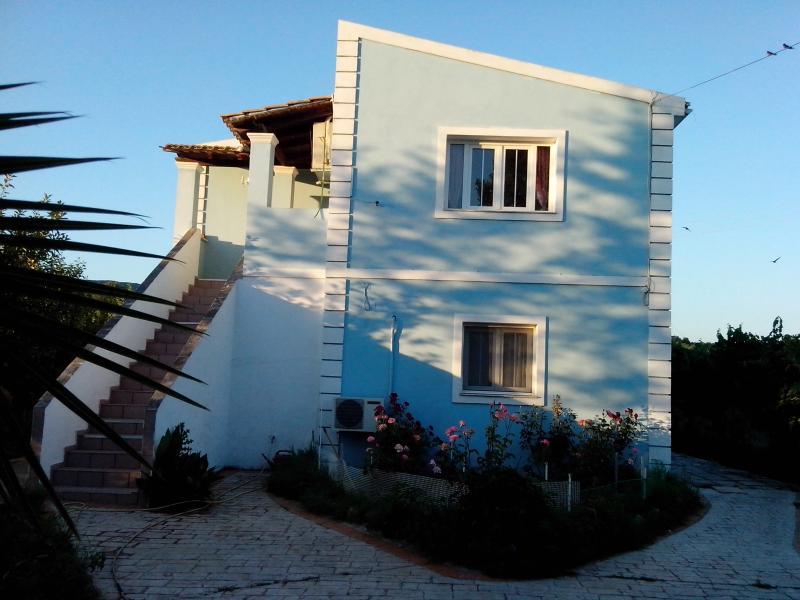 Tom's House/1  between Paleokastritsa -  Dassia - Ipsos!, holiday rental in Skripero
