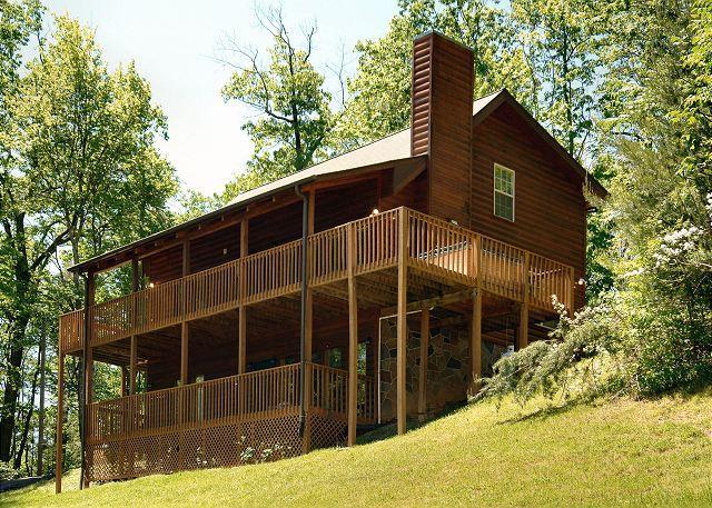 Gorgeous Private Gatlinburg Lodge