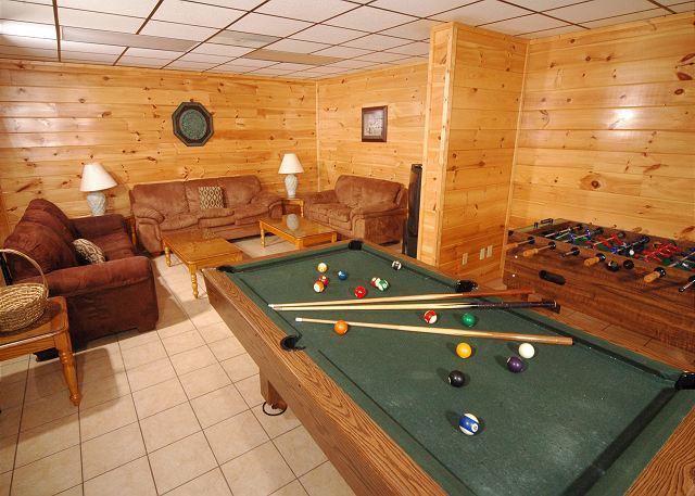 Love & Laughs #11- Pool Table & Foosball