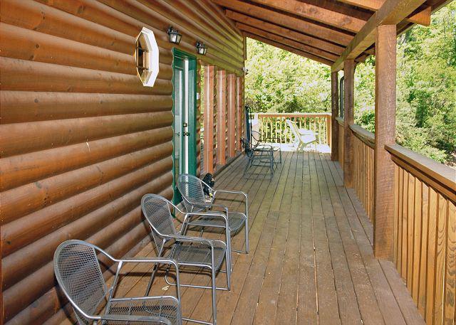 Love & Laughs #11- Outside Deck