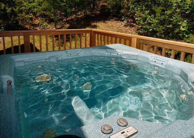 Love & Laughs #11- Hot Tub on the Outside Deck