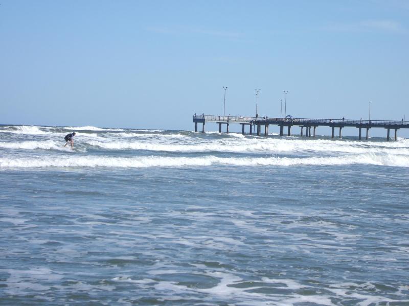 Mustang Island Surf