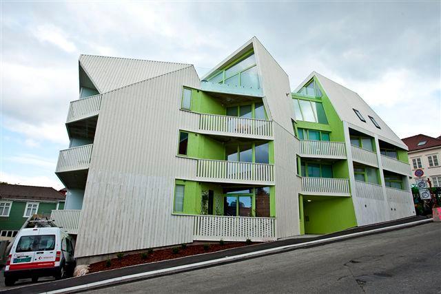 Apartment building Stavanger