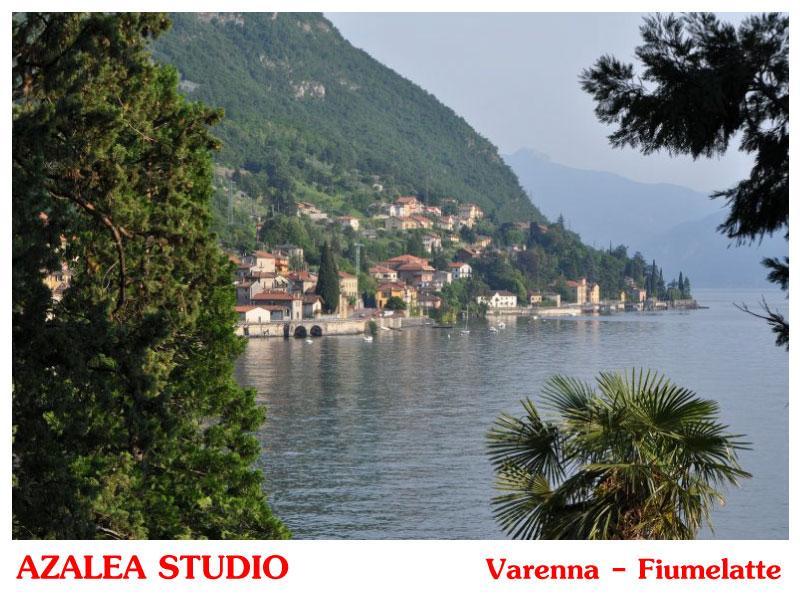 Varenna Fiumelatte view