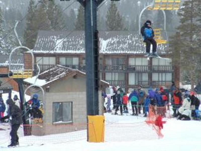 Ski Lifts (50 yards from condo!)