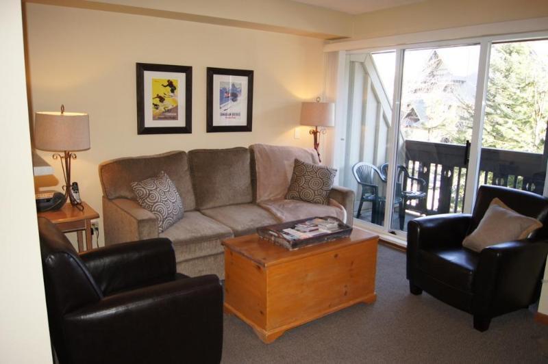Living Room/Lower Deck