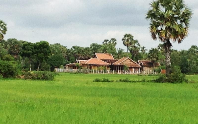 Real, Rural, Romantic, Relax Home!!!, vacation rental in Kampong Thom