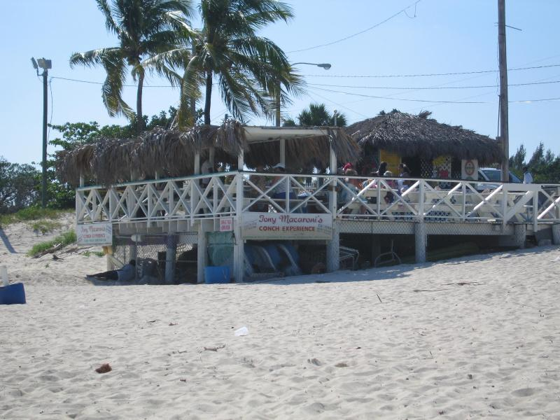 Tony Macaroni's Beach Bar