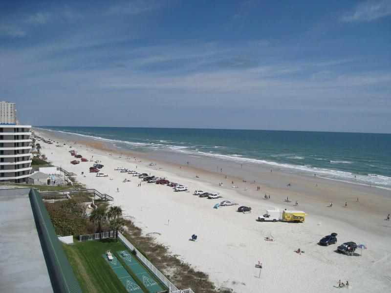 NE Balcony View of Daytona Beach