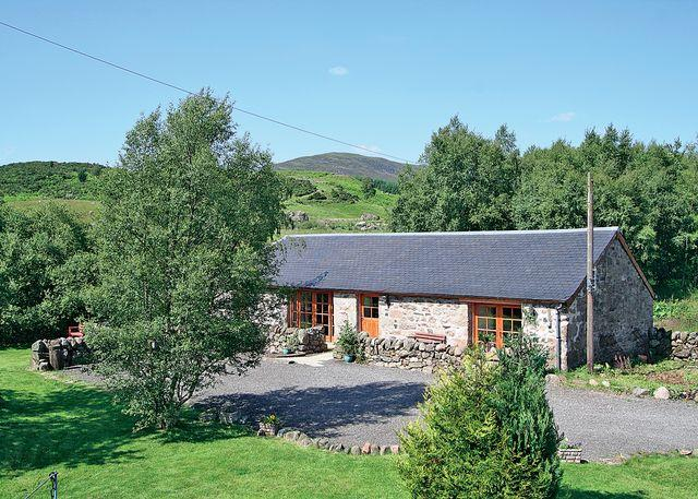 Rowantree Cottage - Glenisla, Perthshire, Scotland, holiday rental in Angus