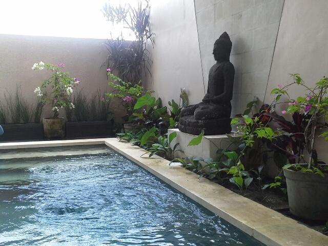 Votre propre piscine privée pour rafraîchir