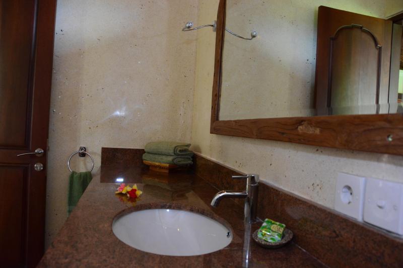 L'étage demi-bain