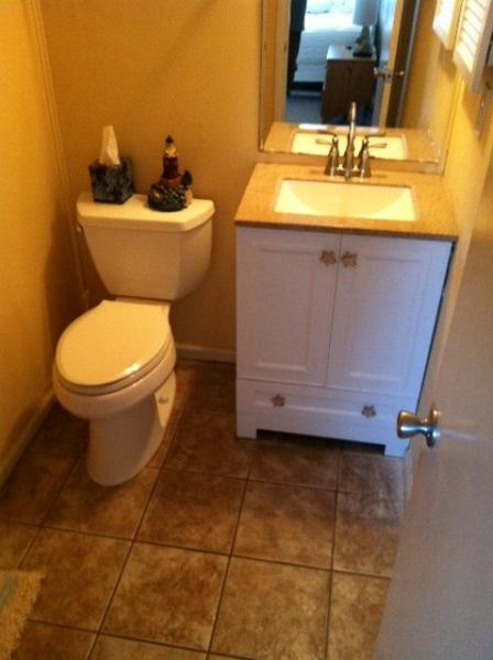 Master Bath (there is a shower)