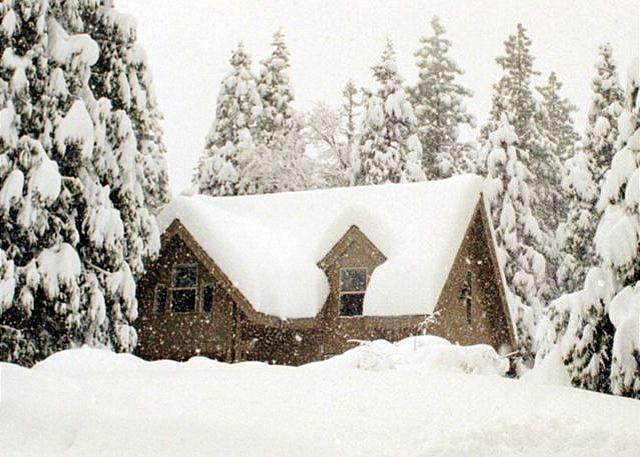 Morton Cabin, em Big Trees Village, perto de Bear Valley Ski Resort
