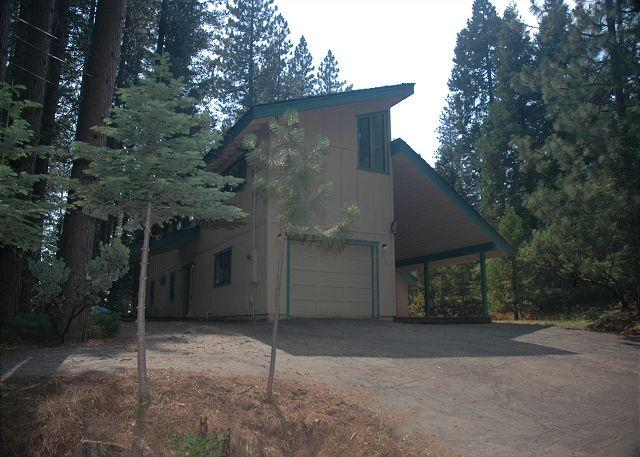 Spencer Cabin offers easy access and plenty of parking.