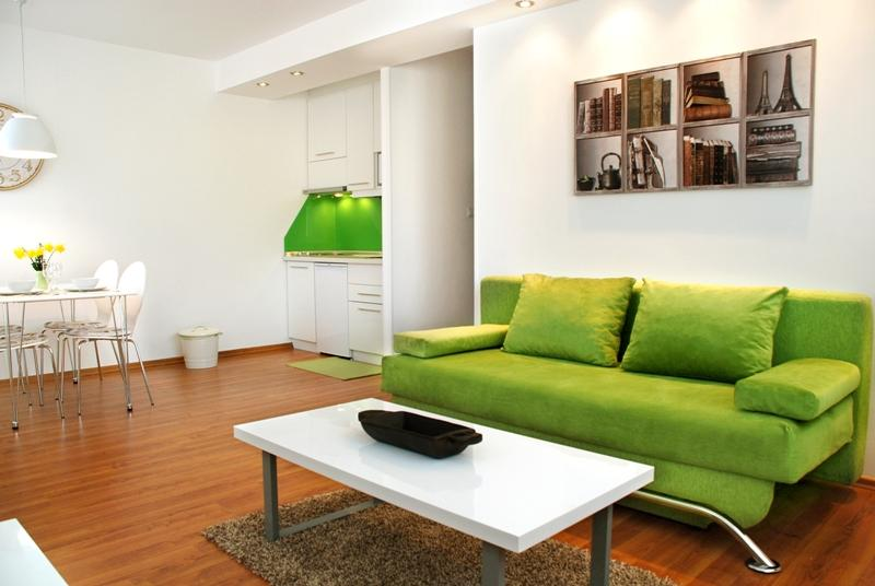 New, modern apt. close to all major sights - Green, free parking, holiday rental in Sarajevo
