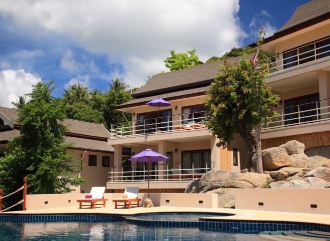 Koh Phangan Pavilions - Orchid Upper, alquiler vacacional en Ban Thong Nai Pan