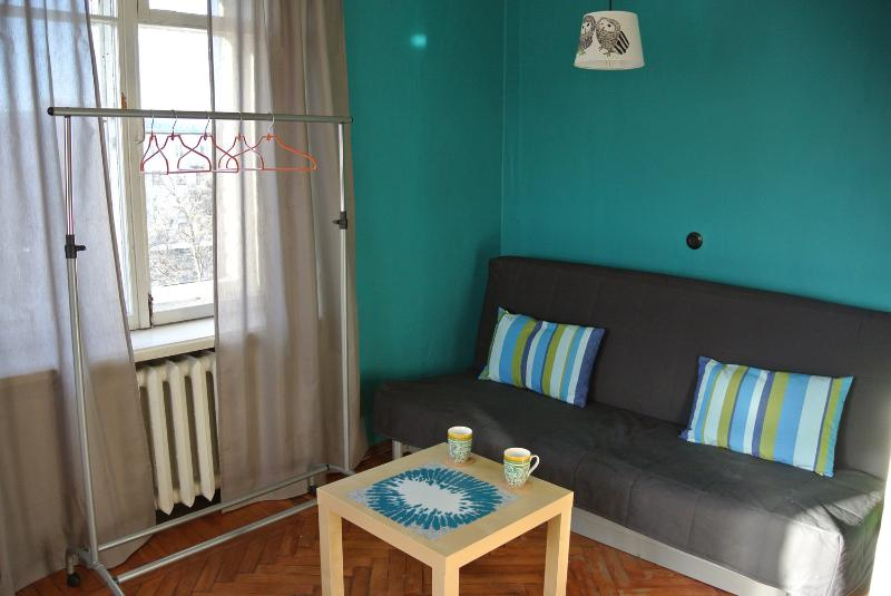 Sunny artistic place, holiday rental in St. Petersburg