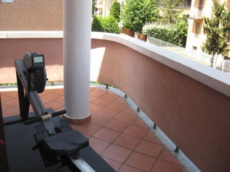 balcone di ospite vogatore Concept 2