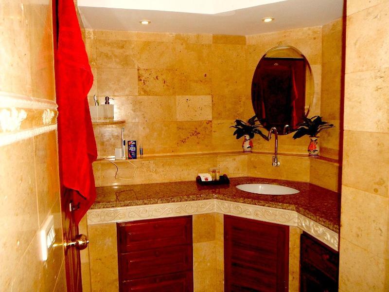 Baño principal maestro