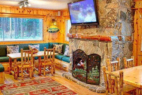 Lobby del Resort