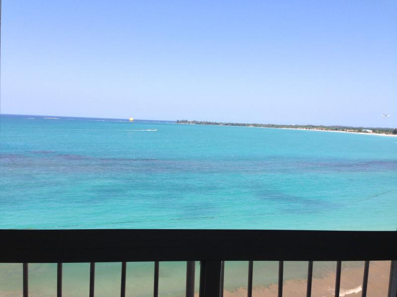 View from the Balcony. Extraordinary