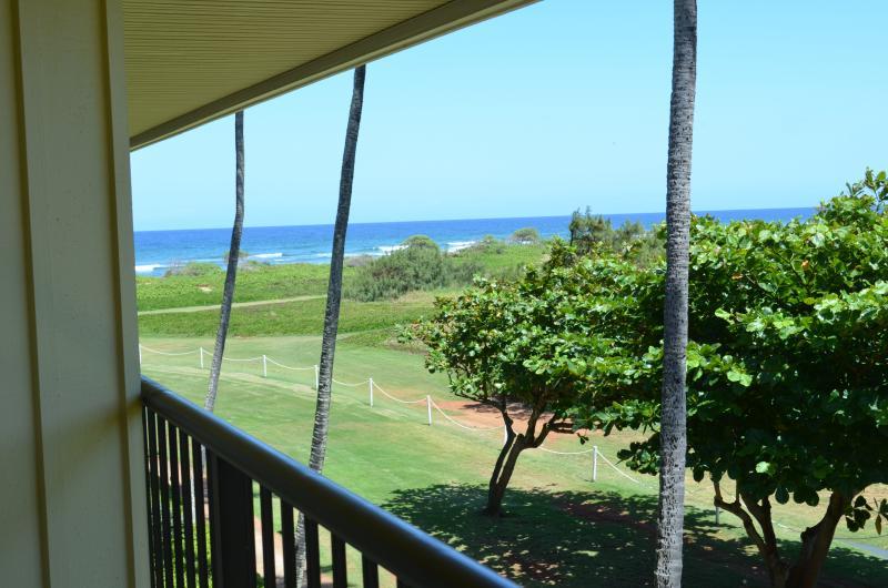 Foto tomada desde el balcón