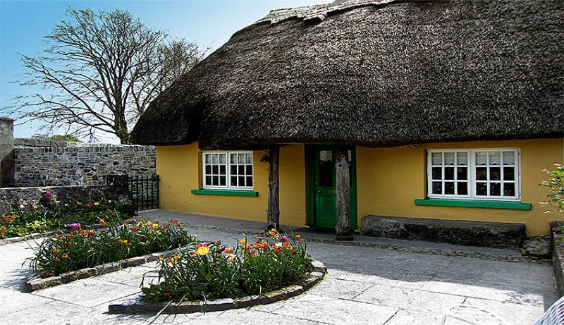 Thatched Home in Adare,Ireland's Prettiest Village, vacation rental in Charleville