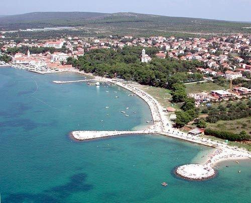 'Blue Flag' beach