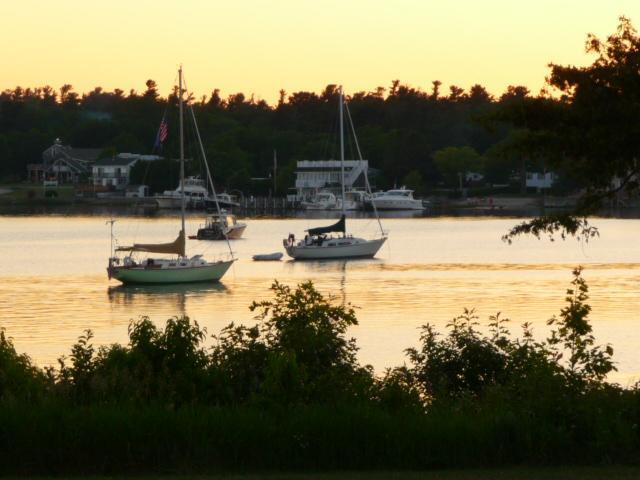 Beaver Island Harbor View--Michigan's Emerald Isle, holiday rental in Beaver Island