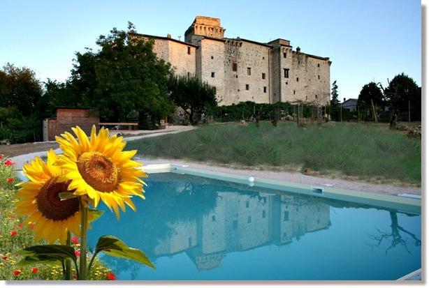 apartments in castle near to Todi 808, Ferienwohnung in Romazzano