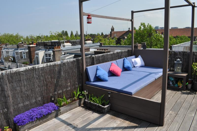 Amsterdam Rooftop Apartment, vacation rental in Sloten