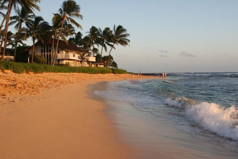 Kiahuna Plantation Resort is on this #1 rated beach in the world !!